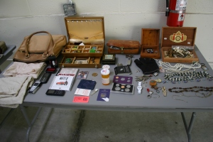 recovered property (14)